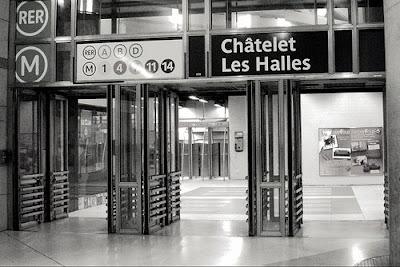 Châtelet-les Halles : bienvenue en enfer