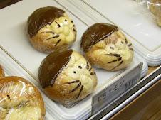 """のび太風 """" どらエモン """" パン"""