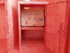 『赤い記憶』/「赤い部屋」の「赤い金庫』