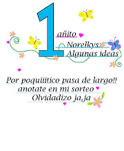 CUMPLEBLOG DE NORELKYS