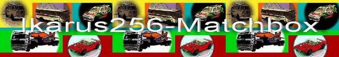 Ikarus 256 - Matchbox