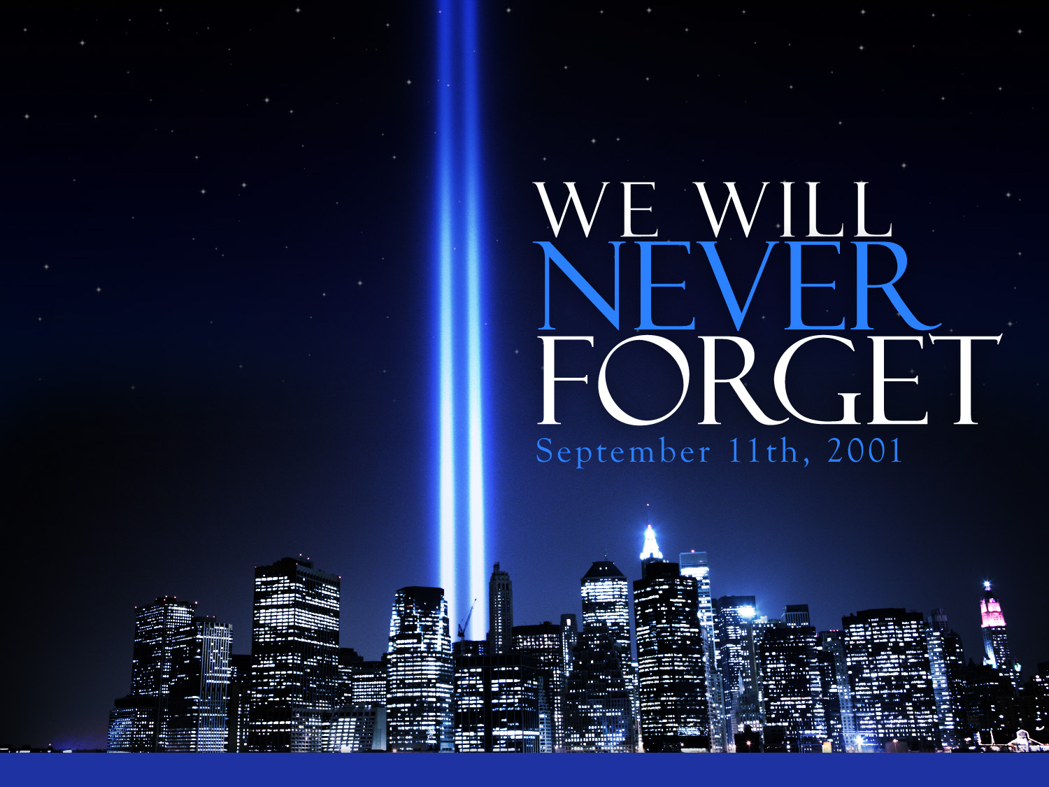 Image result for never forget 16 years anniversary