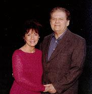 Sara and Marvin at Brent's Bar Mitzvah