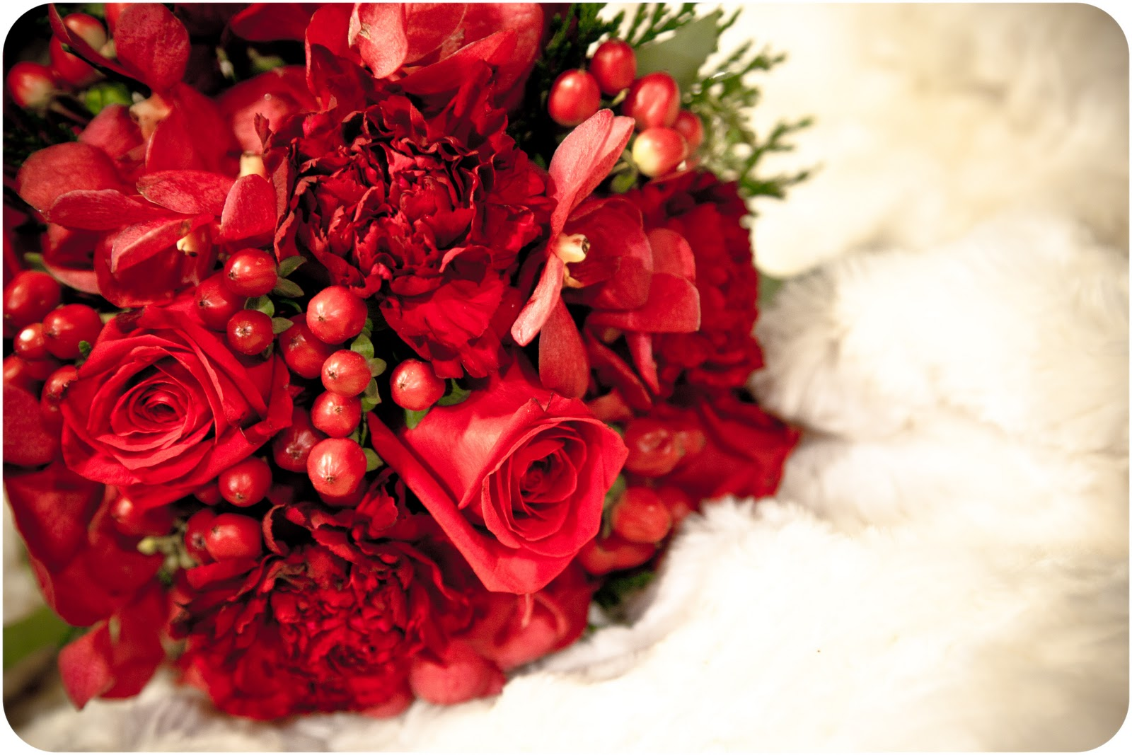 Blooming Bouquet Floral Design Christmas Bouquet Late October