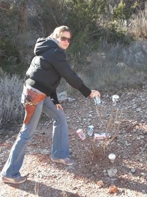 target practice pics. girlfriend target practice