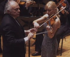 Lidia Baich & Lorin Maazel