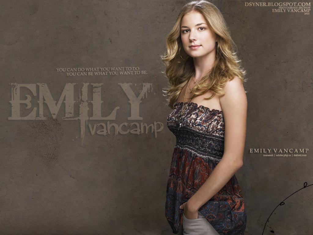 EmilyVancamp - Emily VanCamp ~
