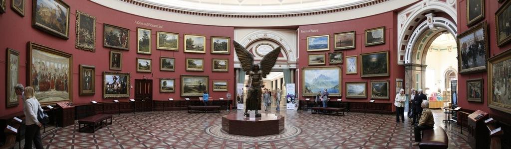 Steadfast archangel lucifer for The green room birmingham