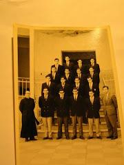 Foto de Egresados 1968