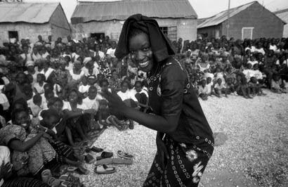 """EN PREPARACION: """"Africa, historias de un Continente""""."""