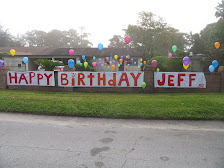 Jeff's 90th Birthday Suprise