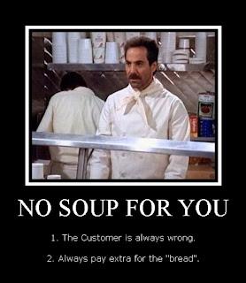 Soup Kitchen Soup Nazi