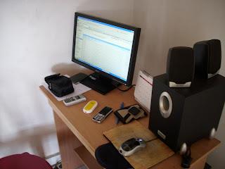 LCD Hasil Bisnis Online
