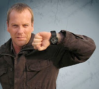 jack bauer watch Environmental Horology