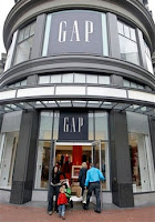 Gap+Store Retail Blues Meet Global Finance