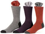 Punto+Cashmere2 OTC Find: Punto (Machine Washable) Cashmere Socks
