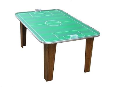 mesa futebol botão gulliver
