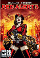Red Alert 3 Box Cover