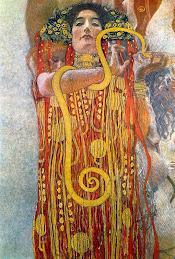 Hygeia, Diosa griega de la Salud
