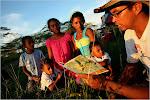 educando en colombia a lomo de burro