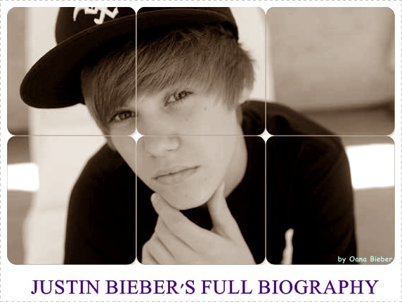 justin bieber fan blog justin bieber biography. Black Bedroom Furniture Sets. Home Design Ideas