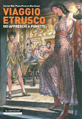 Viaggio Etrusco- Sei Affreschi a Fumetti