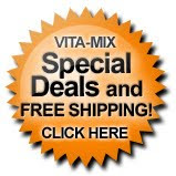VITA-MIX THE ULTIMATE KITCHEN TOOL!!