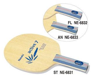 форма ручки ракетки для настольного тенниса