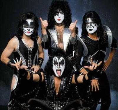 Las mejores Bandas de Rock de los 80, Kiss
