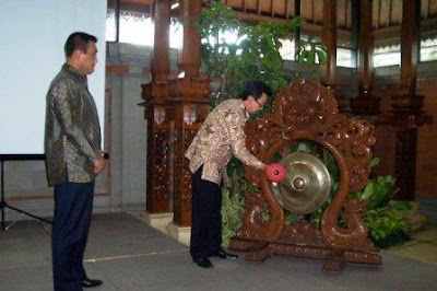 Peresmian Festival Museum Nusantara