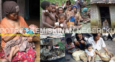 Potret Kemiskinan Indonesia