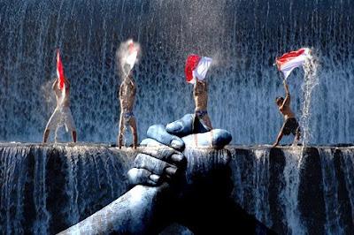 Semangat nasionalisme dan persatuan