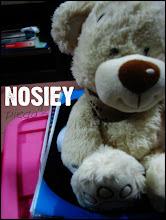 nosiey :)
