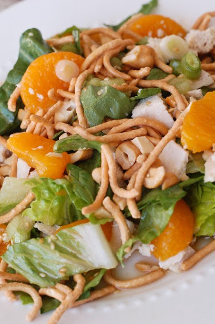 all things simple: chinese chicken salad
