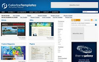 Blogger Templates Colorizetemplates.com