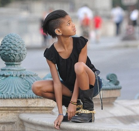 "Willow Smith Hair. Willow's song ""Whip My Hair"""