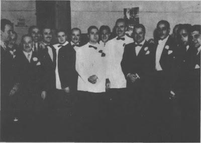 Edmundo Rivero con Anibal Troilo y Aldo Calderon