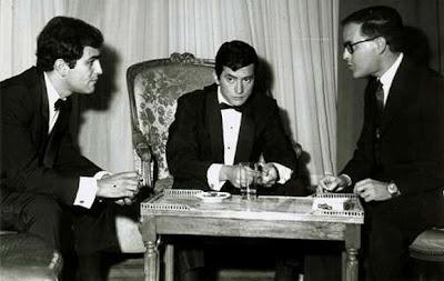 Leonardo Favio, Palito Ortega y Valverde Calvo