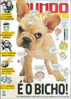 Revista Mundo Estranho   Novembro 2009