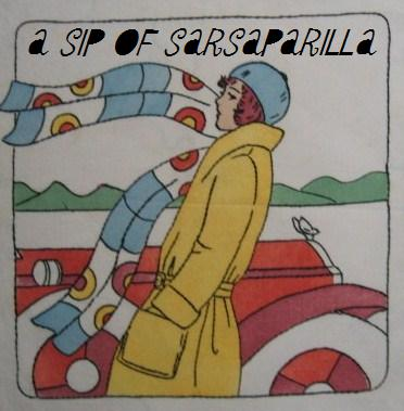 A Sip of Sarsaparilla