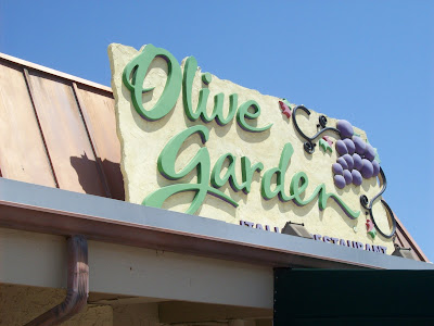 Off The Strip 8 Olive Garden 6 8