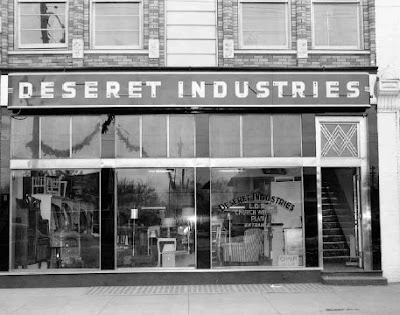 Deseret Industries Thrift Store In Sacramento CA (Consignment Shops)    Location, Web Address