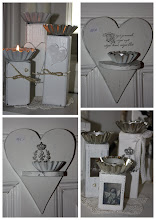 Romantiska ljusstakar