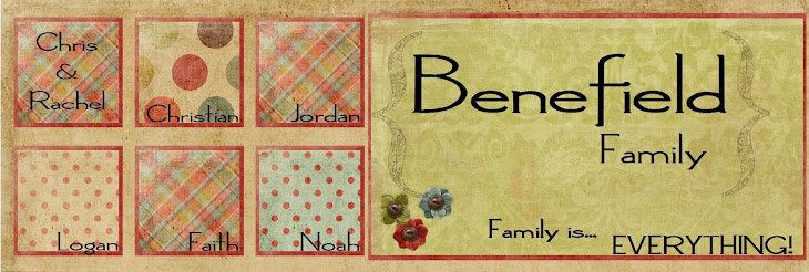 Benefield Family