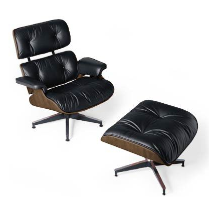 Copy Cat Chic Design Within Reach Eames Lounge Chair And Ottoman