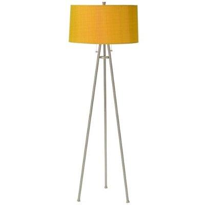 design within reach tripod floor lamp copy cat chic. Black Bedroom Furniture Sets. Home Design Ideas
