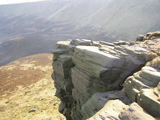 Rocky Outcrop on Fairbrook Naze