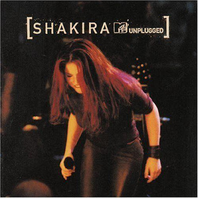 CD SHAKIRA UNPLUGGED