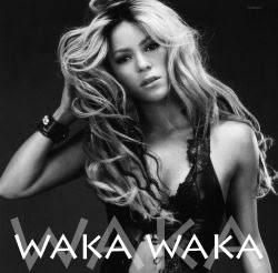 Shakira Waka Waka na Copa do Mundo
