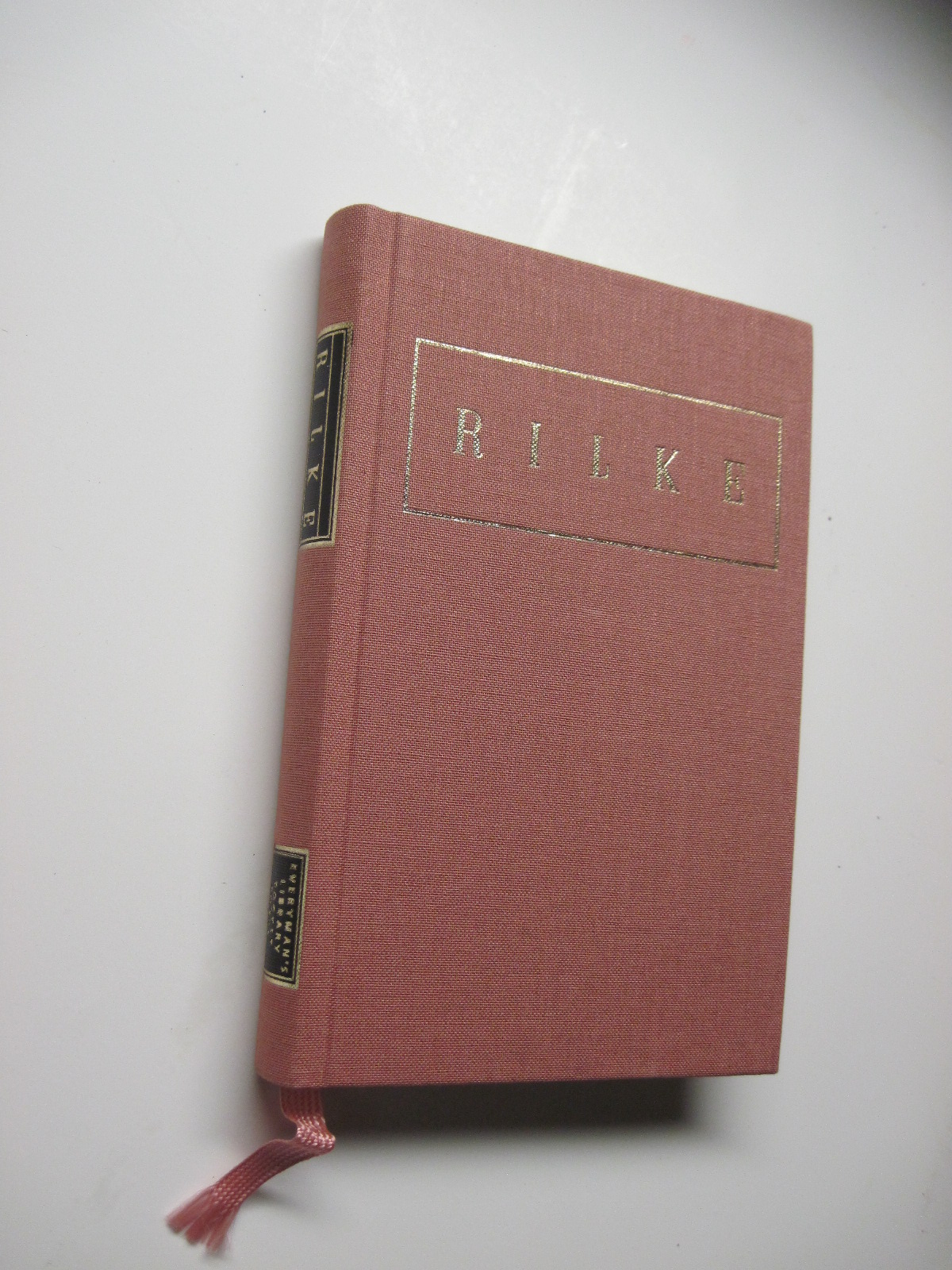 Fine leather bookbinding